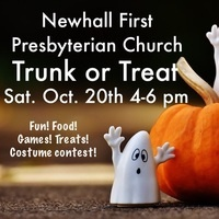 First Presbyterian Church of Newhall Trunk or Treat