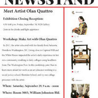 Closing Reception- Reclaiming the Newsstand: The Media as Medium