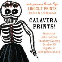 Calavera Prints!