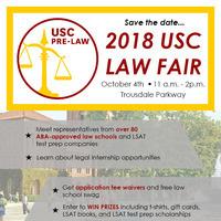 USC 2018 Law Fair