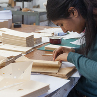 The History of Bookmaking at theWomen's Studio Workshop