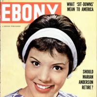 1960's EBONY & JET Magazine Cover Exhibit Opening