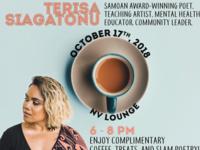 Coffee House Series feat. Terisa Siagatonu