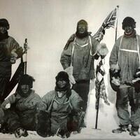 #ArtoberVA...Antarctica's Fatal Terra Nova Expedition in Photographs