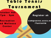 Intramural Table Tennis Doubles Tournament