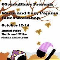 Warm & Cozy Pajama Party Blues Workshop: Evening Dance