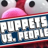Puppets Vs. People ComedySportz