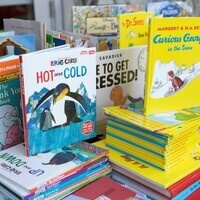 Library Holiday Children's Book Drive