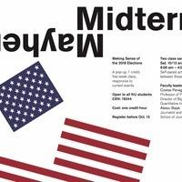 Midterm Mayhem: Pop-Up Class!