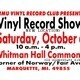 NMU Fall Vinyl Record Show