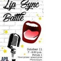 APB Lip Sync Battle