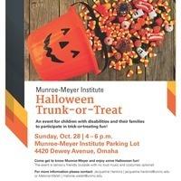 Munroe-Meyer Institute Trunk or Treat