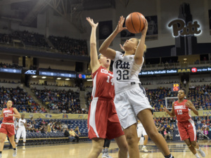Women's Basketball vs. Boston College