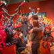 Tour of Art + Science Exhibition at the Arboretum