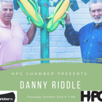 HPG Chamber Presents: Artober with Danny Riddle