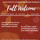 APSP Fall Welcome
