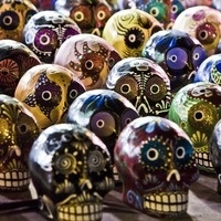 Teens: Sugar Skulls and Pumpkin Patch