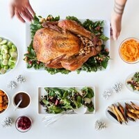 Healthy Holiday Eating, Clendenin Branch Library