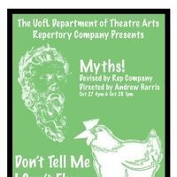 Myths! Repertory Residency Weekend