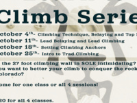 Learn to Climb Series
