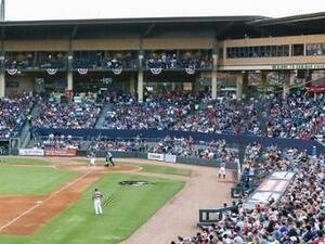Gwinnett Stripers vs Indianapolis Indians