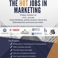 The Hot Jobs in Marketing