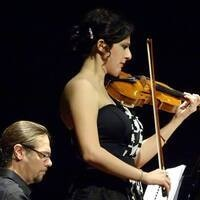 Music Night with Emy Bernacoli (violin) and Elia Andrea Corazza (piano)