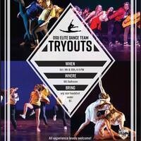 OSU Elite Dance Team Auditions