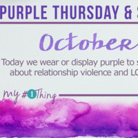 National Purple Thursday