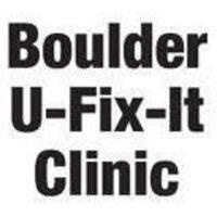 U Fix It >> U Fix It Clinic University Of Colorado Boulder