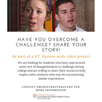 Opportunity - Have you overcome a challenge?