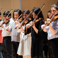 Cantabile Violin Choir Performance