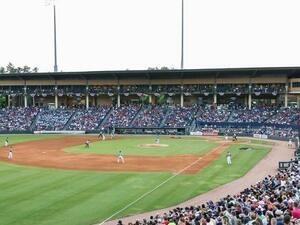 Gwinnett Stripers vs Louisville Bats