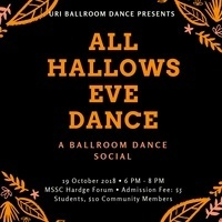 All Hallows Eve Social