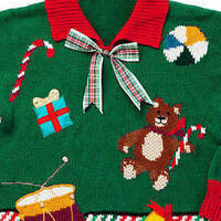 Ugly Holiday Sweater Party