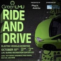 Green LMU Electric Vehicle Test Drive & Awareness Day