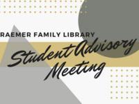Library Student Advisory