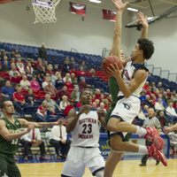 USI Men's Basketball vs  Ohio Valley University