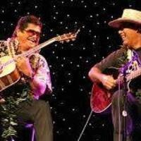 Led Kaapana and Mike Kaawa w/ Fran Guidry - The Palms in Winters