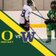 Oregon Ducks Hockey vs UW Huskies