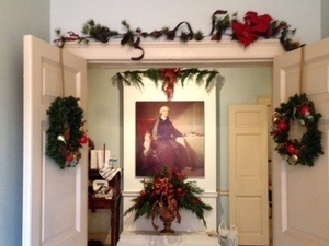 Holiday Tea, Talk andTour at the Carroll Museums