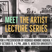 Meet the Artist - Rodrigo Figueredo