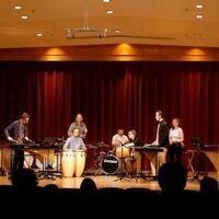 Latin Jazz Percussion Ensemble: Spring 2019