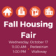 Fall Housing Fair