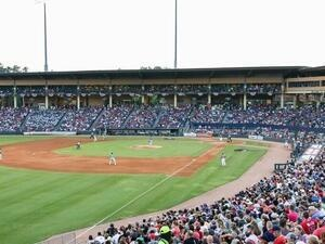 Gwinnett Stripers vs Lehigh Valley IronPigs