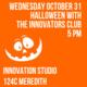 Drake Innovators Halloween Celebration