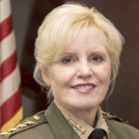 Guest Speaker Sheriff Laurie Smith