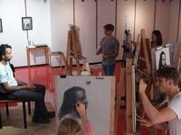 Portrait Drawing Class