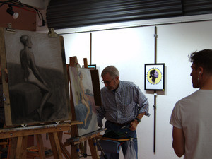 Drop in Figure Drawing Session