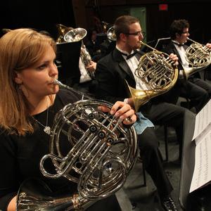 Small Ensemble: Tuba-Euphonium Ensemble and Horn Club